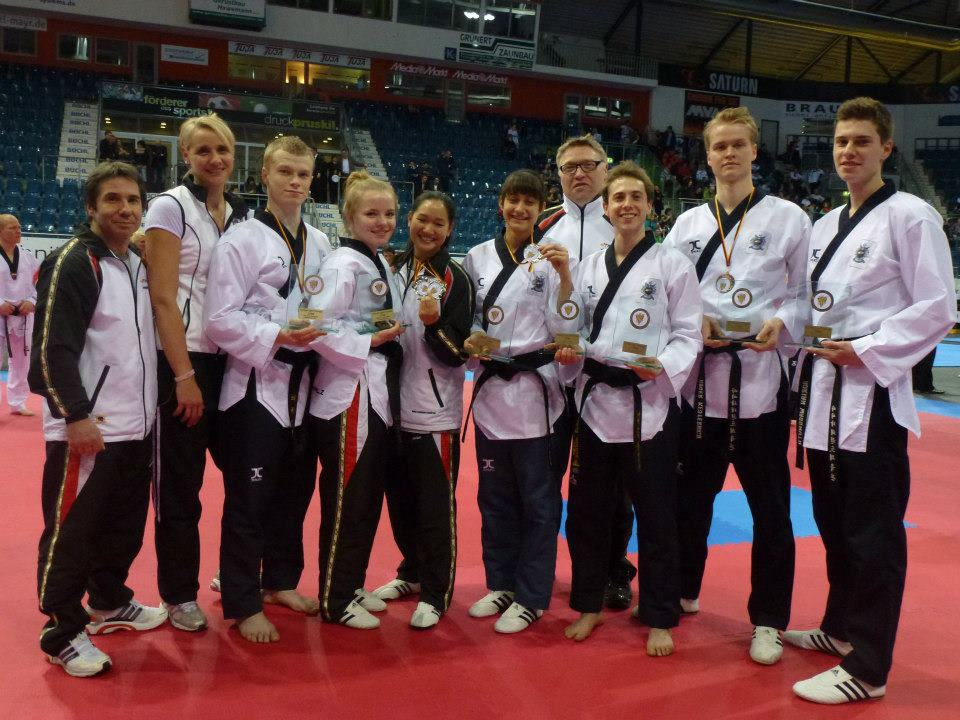 German Open Poomsae 2013
